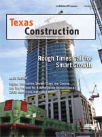 Texas Construction Cover