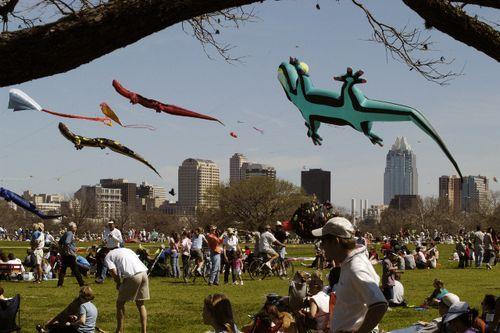 Austin Kite Festival#A13B25